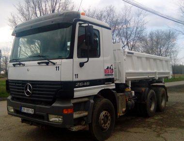 Djedo Kop - Mercedes-Benz ACTROS 26-46