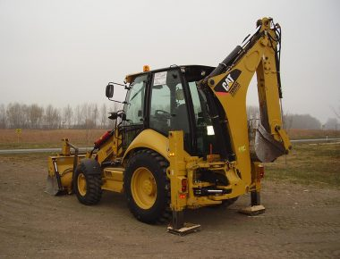 Djedo Kop - CAT 428E